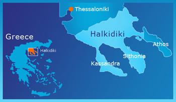 Հալկիդիկի